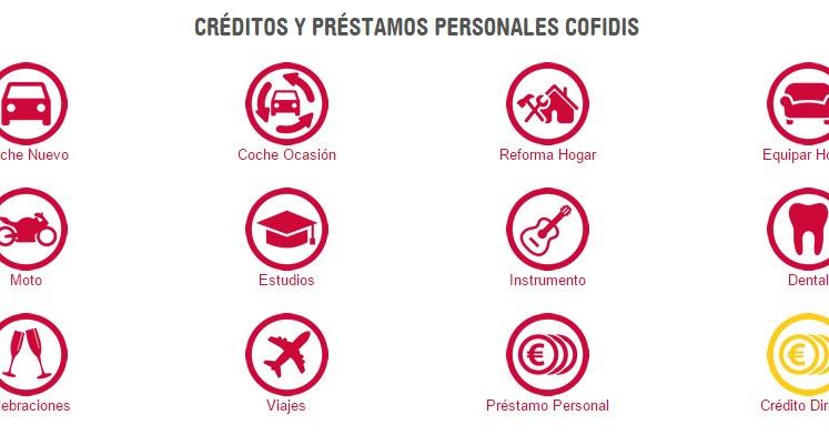 ¿Cómo es el proceso para solicitar un préstamo en Cofidis?