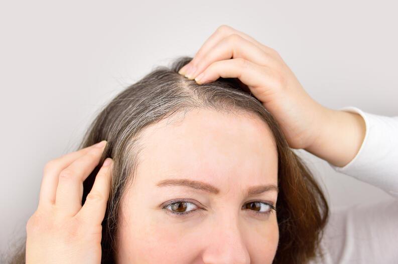 Más opciones para ocultarlas a nivel del cabello