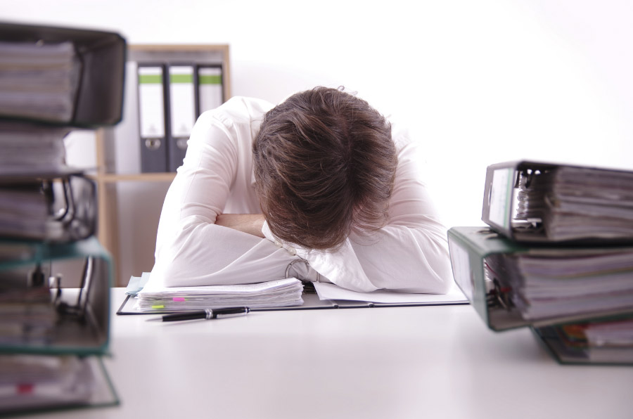 ¿Qué pasa si no puedo trabajar por depresión?