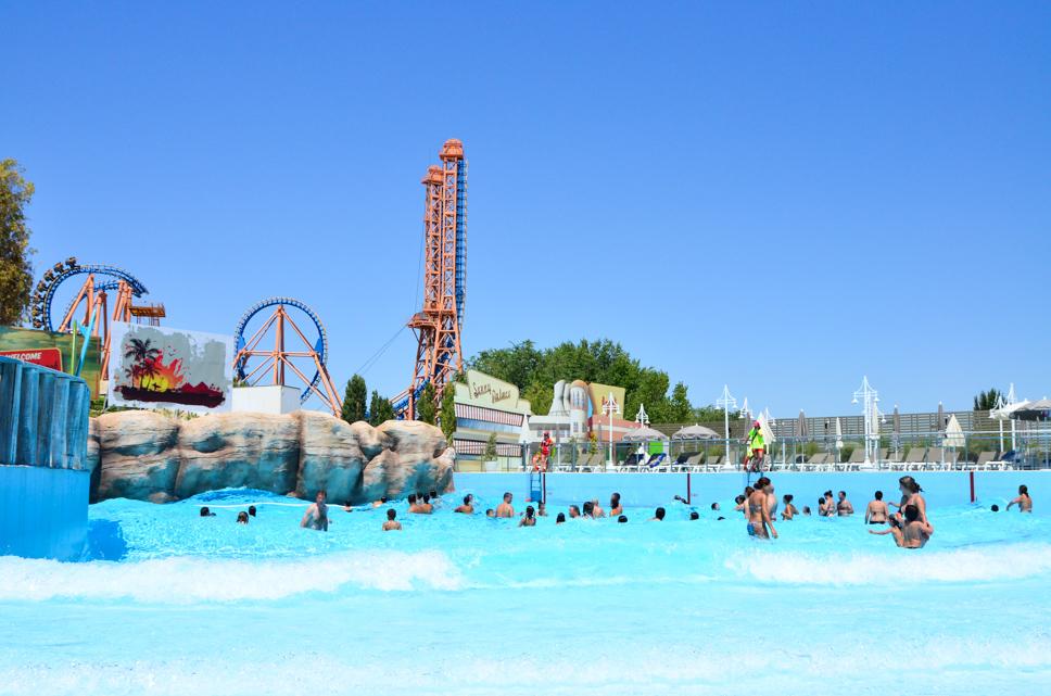 ¿Qué es el Parque Warner o Parque Warner Beach?