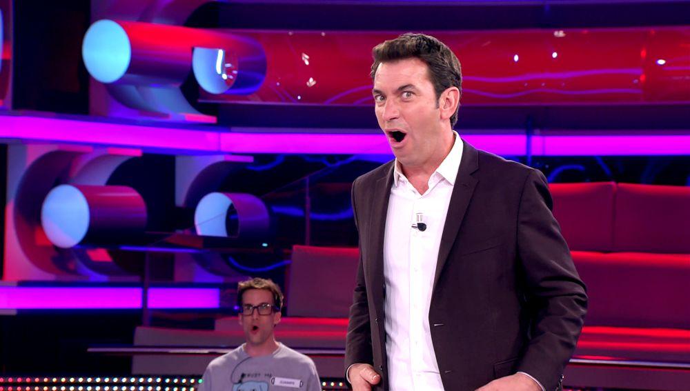 Antena 3 deja de apostar por Arturo Valls y '¡Ahora caigo!'