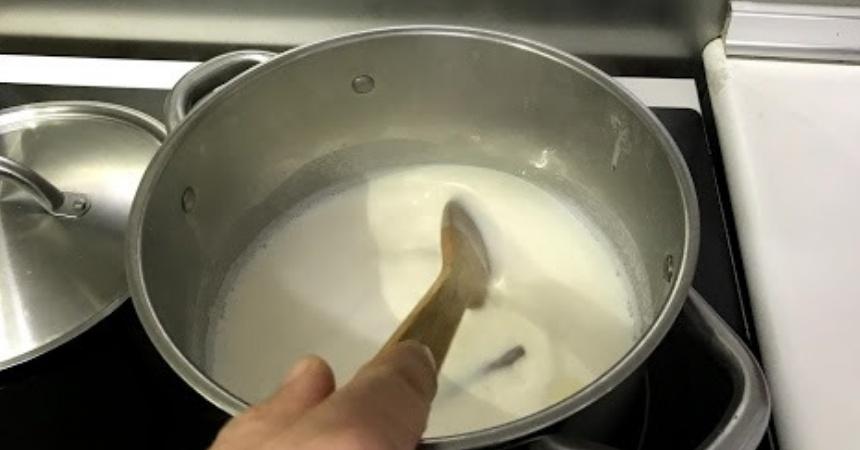 Arroz con leche: esta es la cantidad de arroz que debes echar si quieres que salga líquido