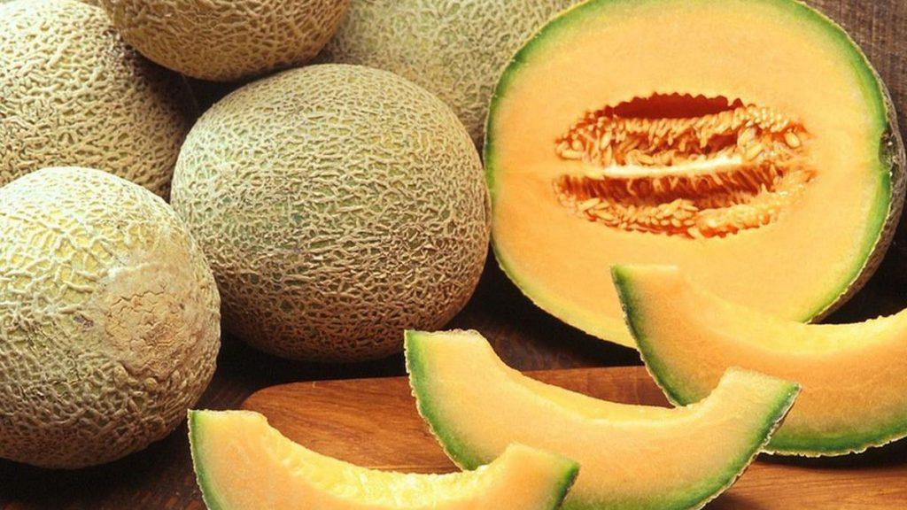 Los melones se compran en temporada y mejor si son de los de arriba