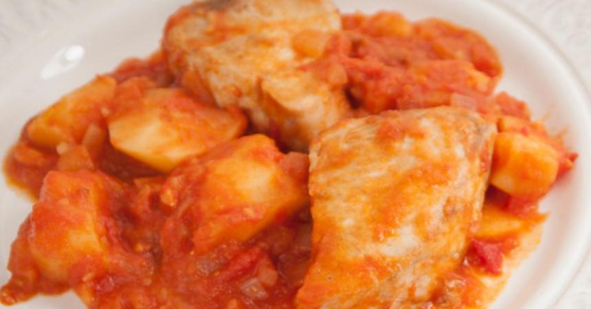 Bonito con tomate: esta es la cantidad justa de ingredientes para que salga de 10