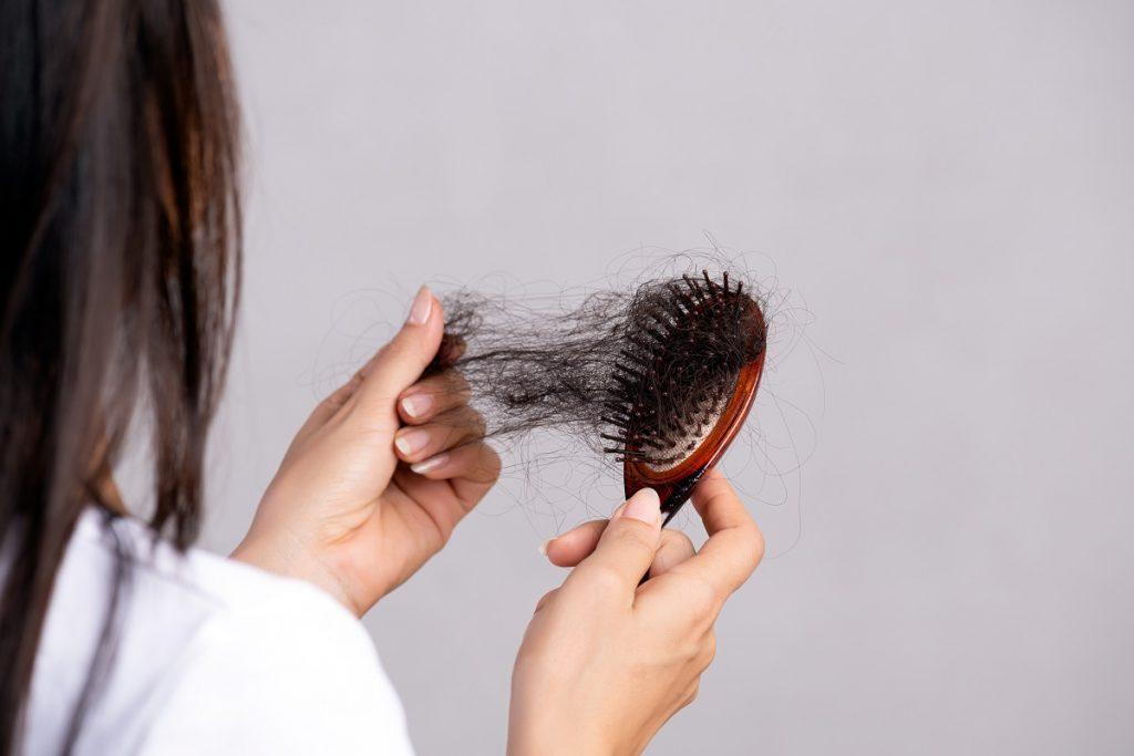 Causas de la caída del cabello