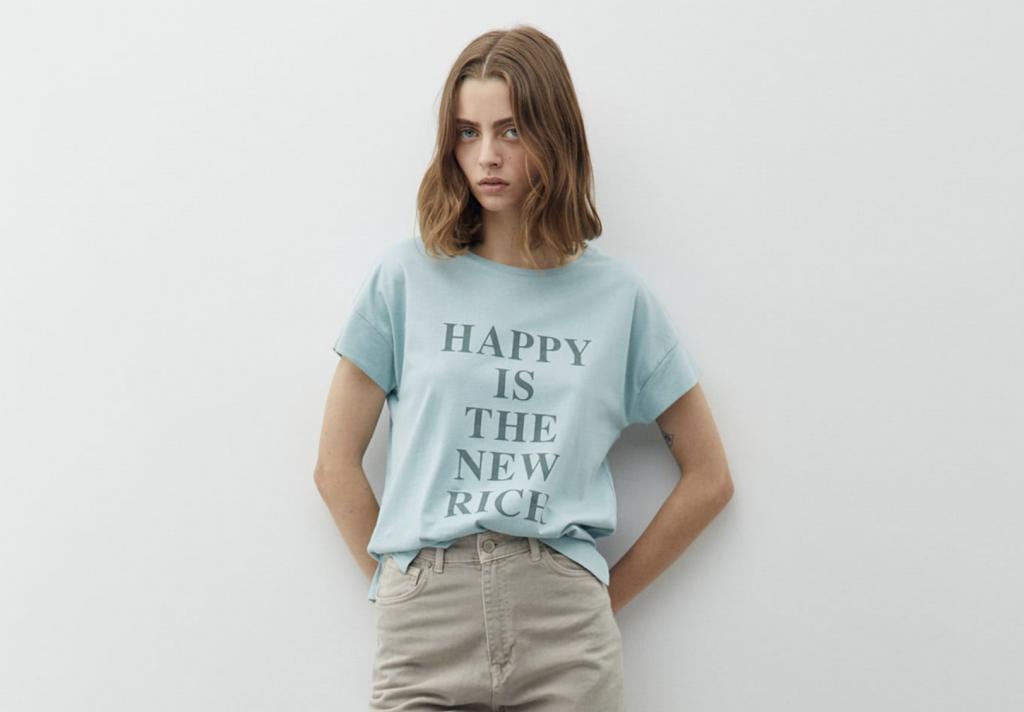 Sfera: la camiseta estampada a 3,99 euros y otras gangas en rebajas