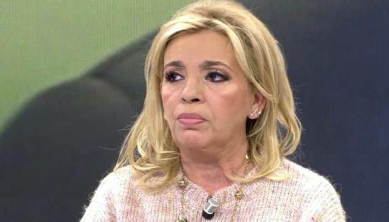 Carmen Borrego: así ha cambiado a golpe de pasta y bisturí su cara