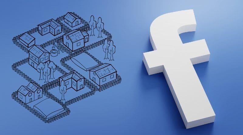 Ciudad a lo grande con Facebook