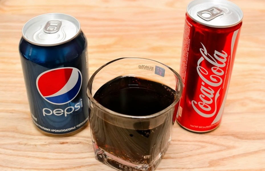 ¿Coca-Cola o Pepsi?