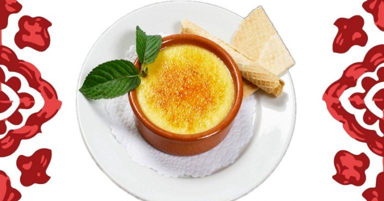 Crema catalana falsa: cómo hacerla fácil, rápido y barata