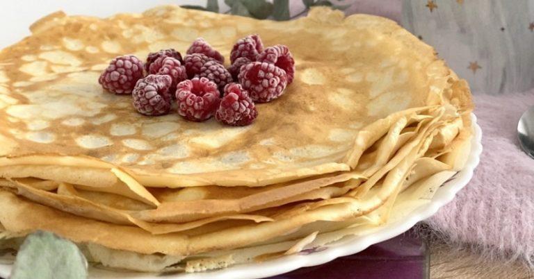 Crepes: el ingrediente que arregla la masa si te ha salido muy espesa