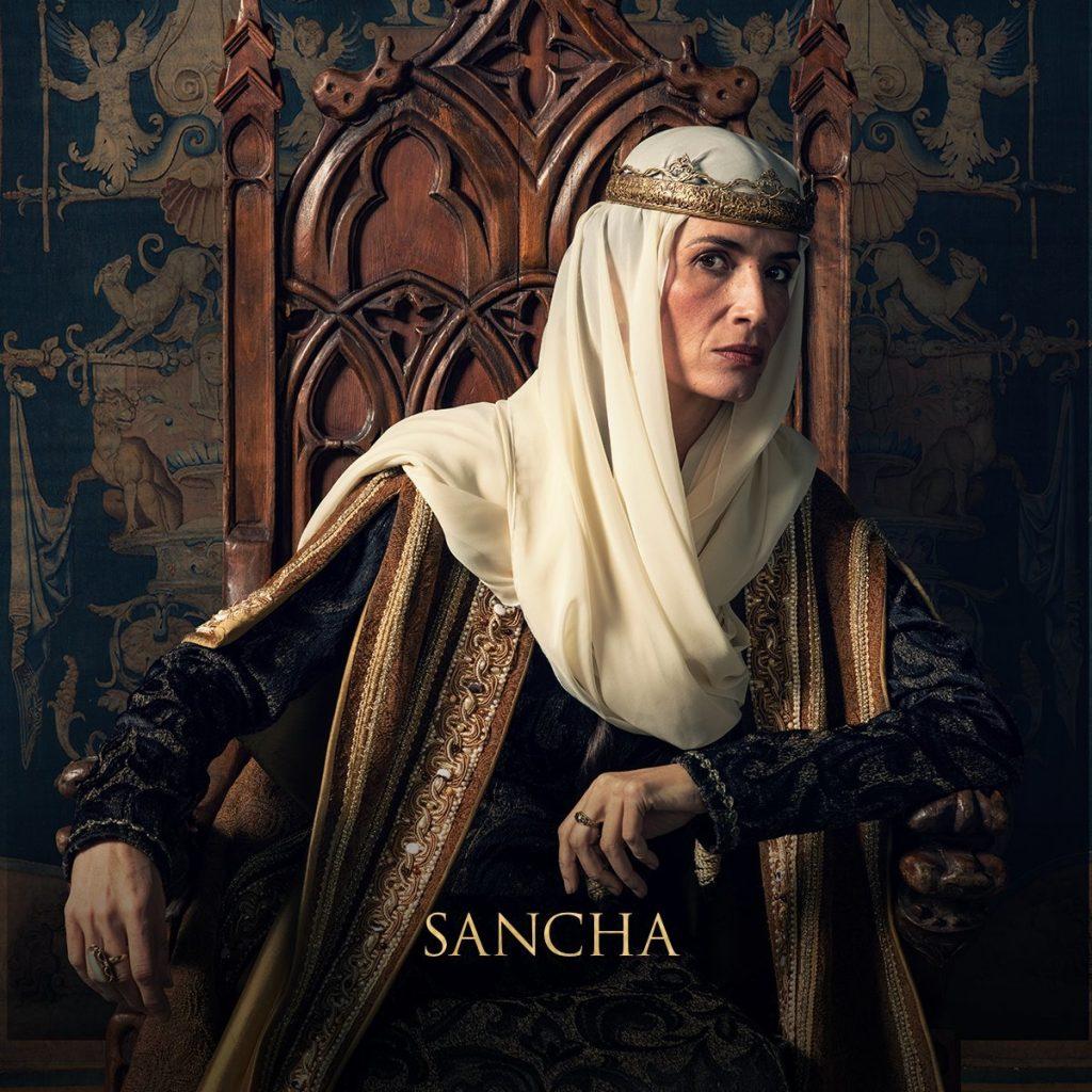 El papel de Elia Galera en El Cid