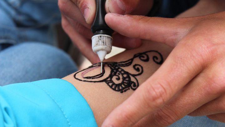 ¿Qué son los tatuajes temporales?
