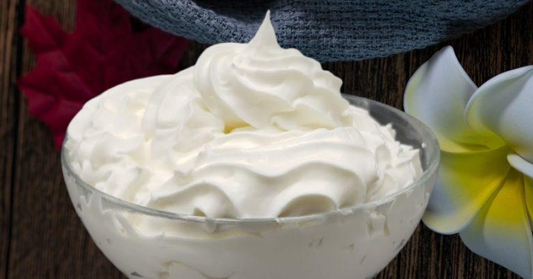 El truco para que la nata te monte SIEMPRE