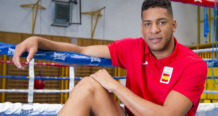 Emmanuel Reyes Pla boxeo Juegos Olímpicos