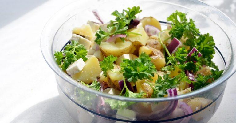 Ensalada campera: cómo hacerla para que sea de plato único