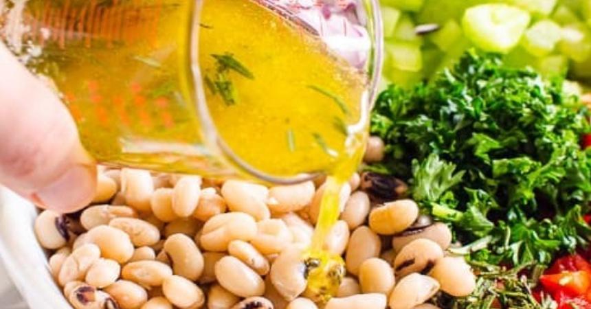 Ensalada de alubias: este es el ingrediente a incluir para que tenga proteínas