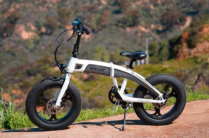 ¿Qué es una bicicleta eléctrica?