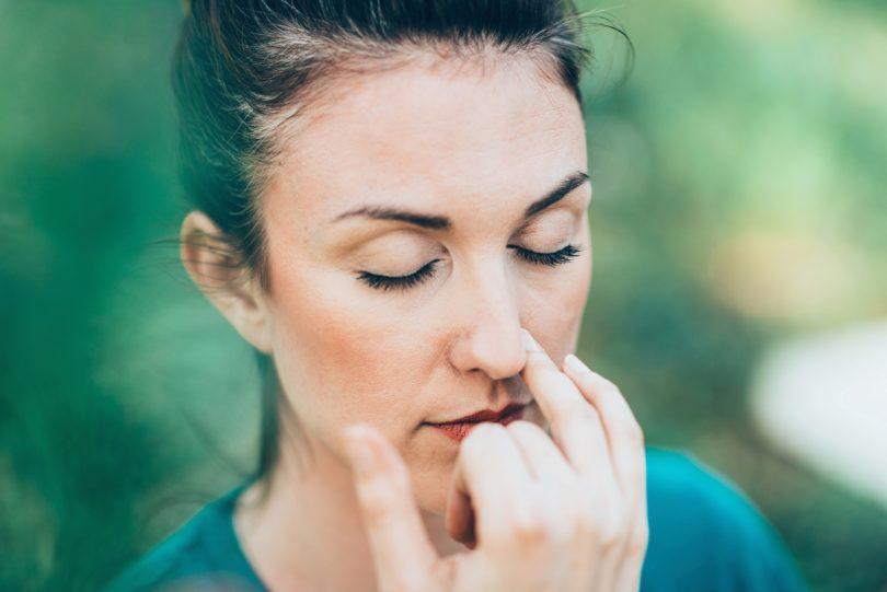 Lo natural es respirar por la nariz