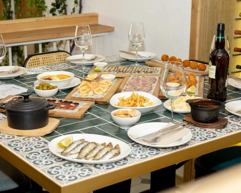 Figarilla, la taberna andaluza con la freiduría más auténtica de Madrid