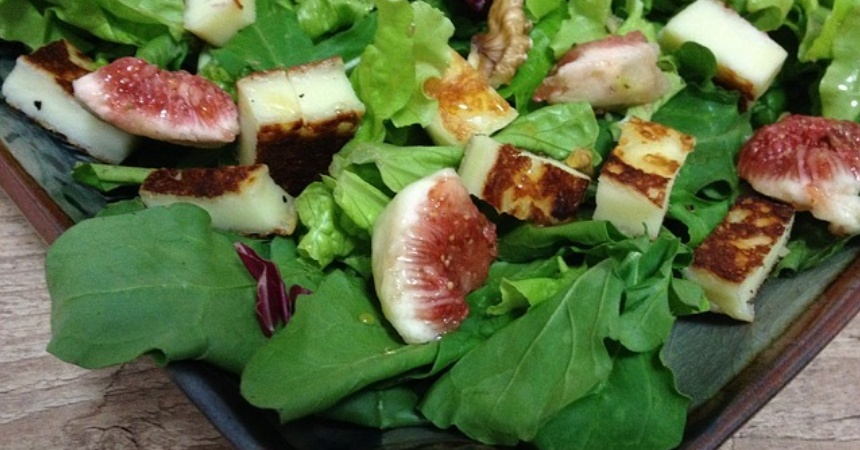 Higos: 8 platos fríos que lo llevan como ingrediente principal