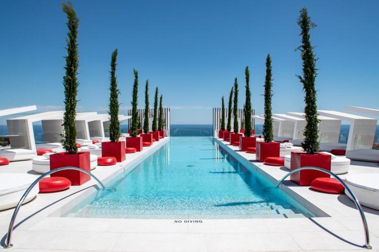 Higuerón Resort, la 'infinity pool' para enamorarse del Mediterráneo