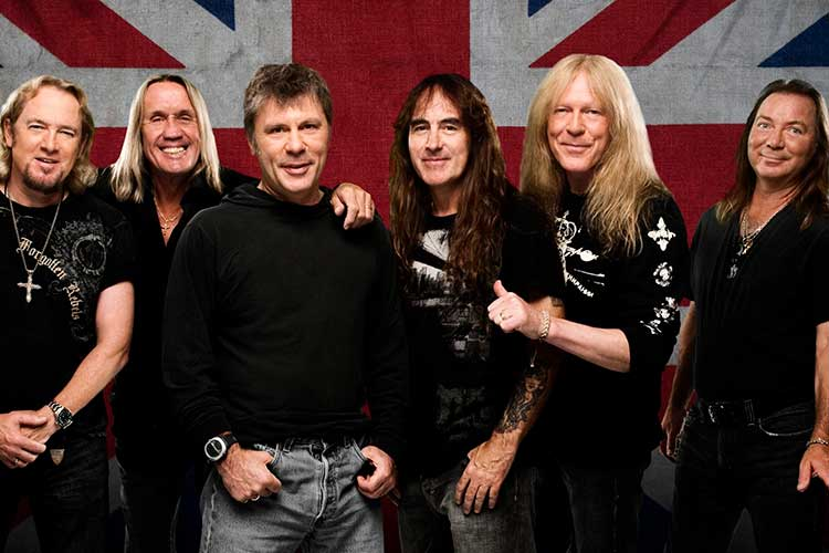 Iron Maiden The writing on the wall