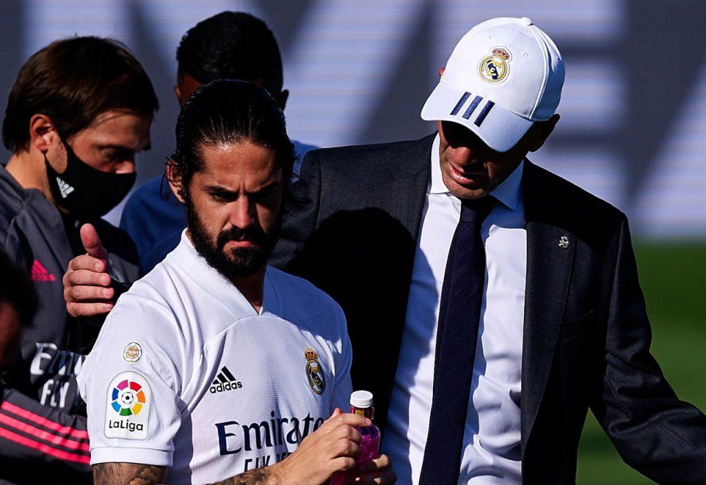 Isco se gana la confianza de Ancelotti