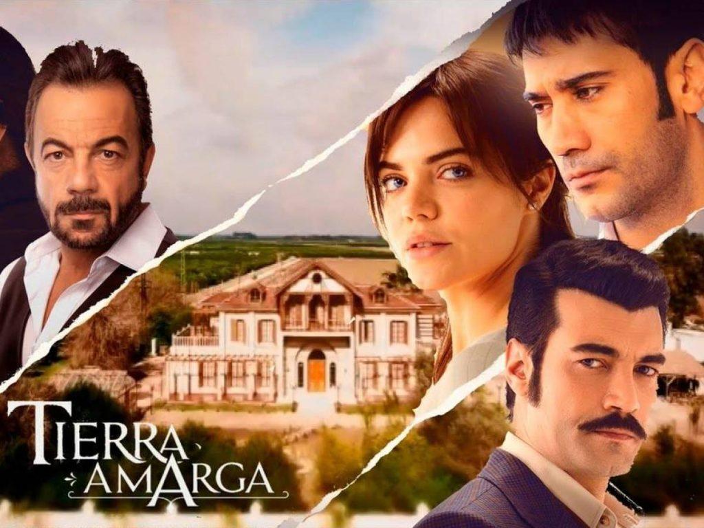 La relevancia de las series turcas en España Tierra amarga