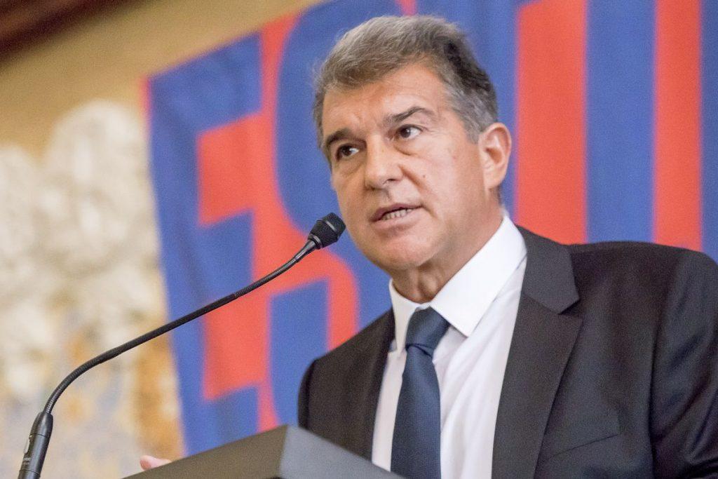 Laporta recibe respuestas negativas de Diego Simeone