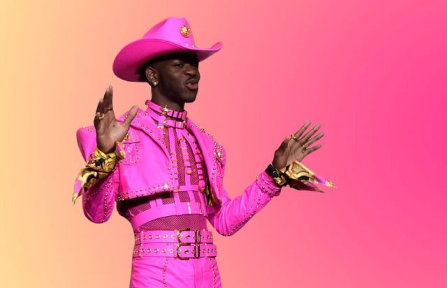 Lil Nas X industry baby