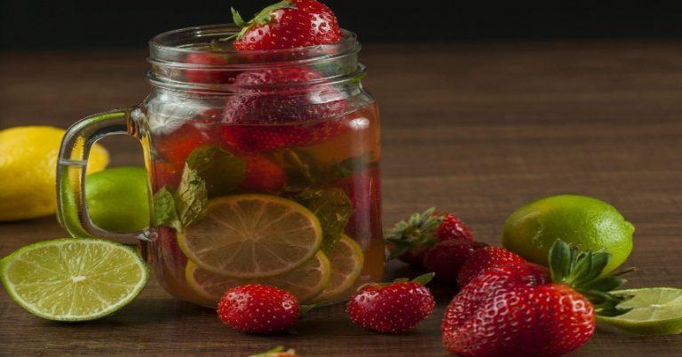 Limonada de fresas: la bebida refrescante que se ha puesto de moda