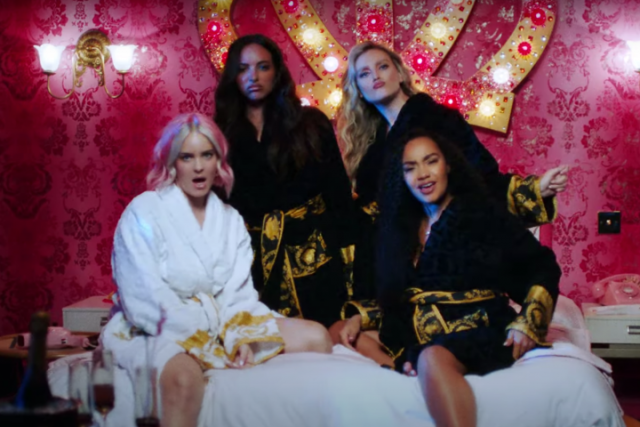 Little Mix Anne-Marie Kiss my (uh oh)