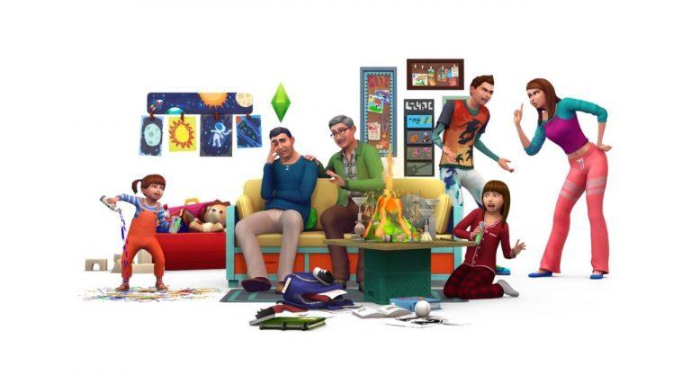 Los Sims 4: el truco para tener dos familias en el juego
