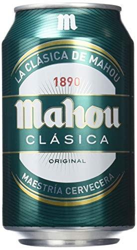 Cervezas de calidad que recomienda la OCU: Así es la Mahou Clásica