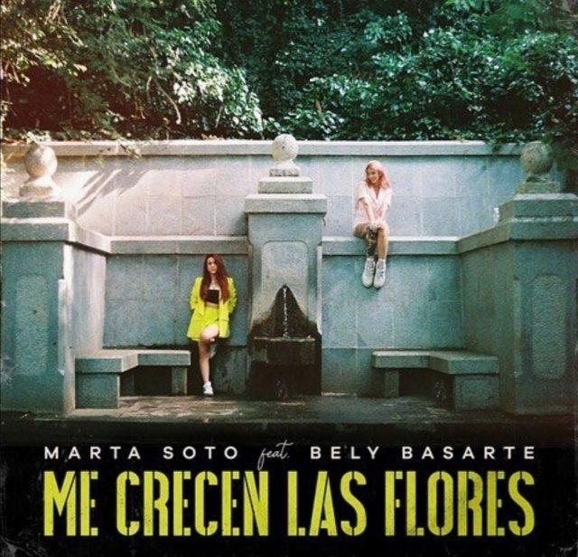 Marta Soto Bely Basarte me crecen las flores