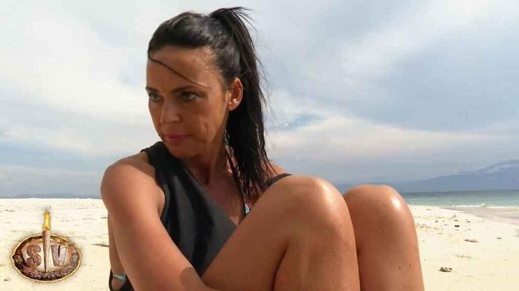 Olga Moreno se ha beneficiado de Supervivientes