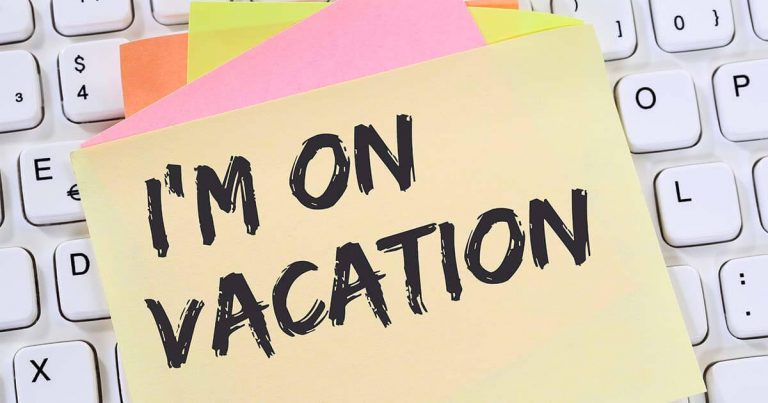 Outlook: así configuras los mensajes automáticos si te vas de vacaciones