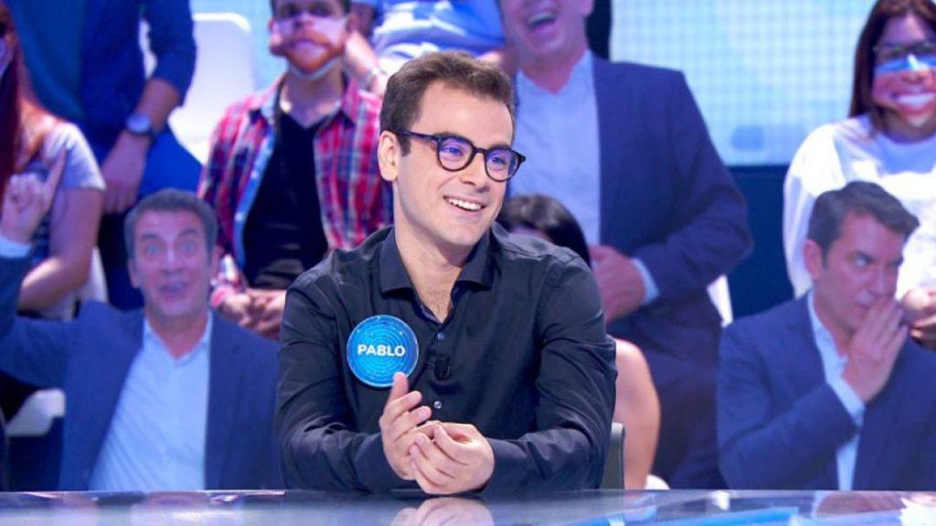 Pablo Díaz se ha mentido a la gente en el bolsillo Pasapalabra