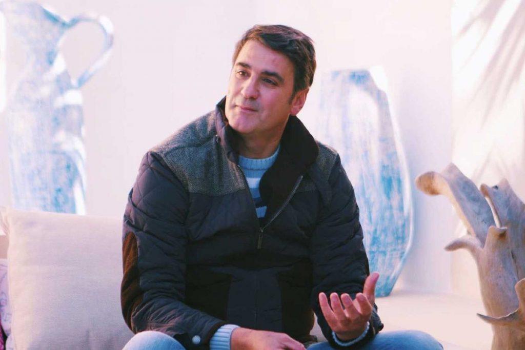 Pablo González es uno de los que más sabe de la docuserie de Jesulín