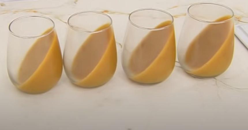 Panna cotta: así la puedes hacer en vasos en cuestión de minutos con Arguiñano