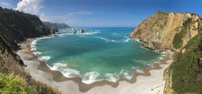 Playas de España desiertas y poco conocidas para tenerlas solo para ti