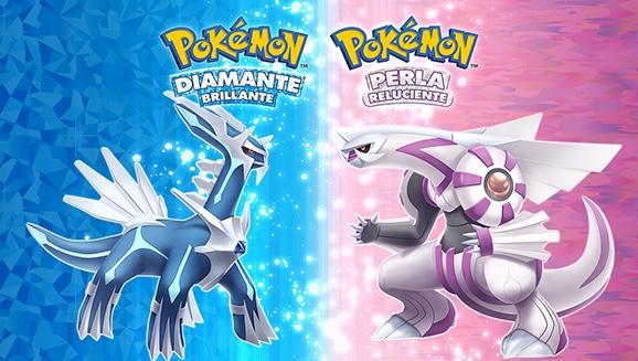 Pokémon Diamante, Perla y Platino de los más accesibles