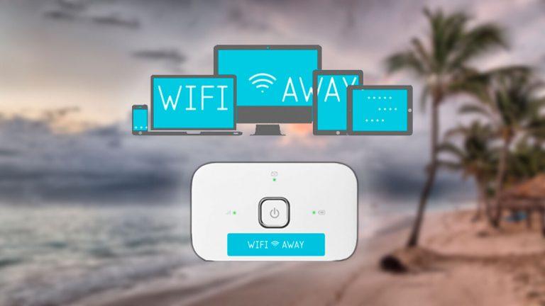 Qué es WiFiAway