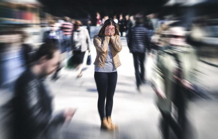 Qué es la agorafobia