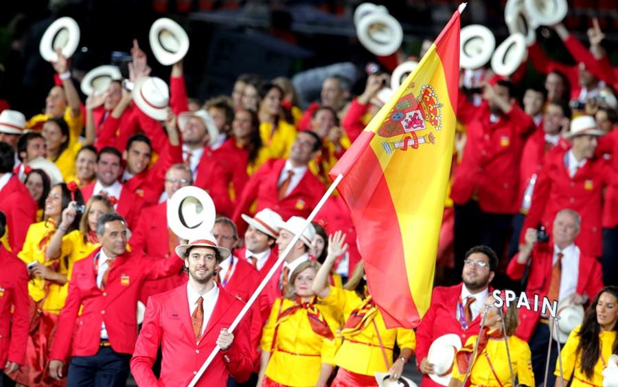 Representar al país en los Juegos Olímpicos tiene sus beneficios