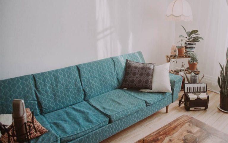 Cómo hacer que tu sofá no se hunda