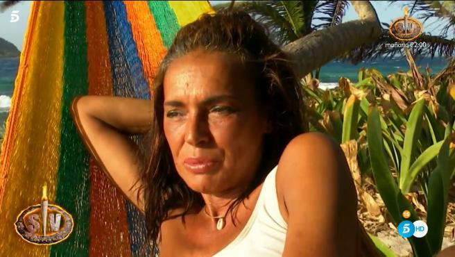 Supervivientes: el destrozo estético de Olga Moreno que salta a la vista