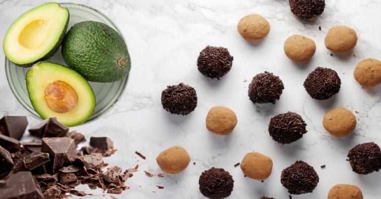 Trufas de aguacate: la receta con grasas saludables que podrás comer hasta hartarte