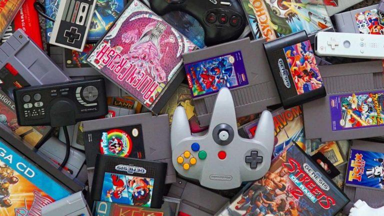 Videojuegos de Sega que ahora valen toda una fortuna